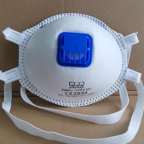 Wholesale FFP3 disposable face mask with valve