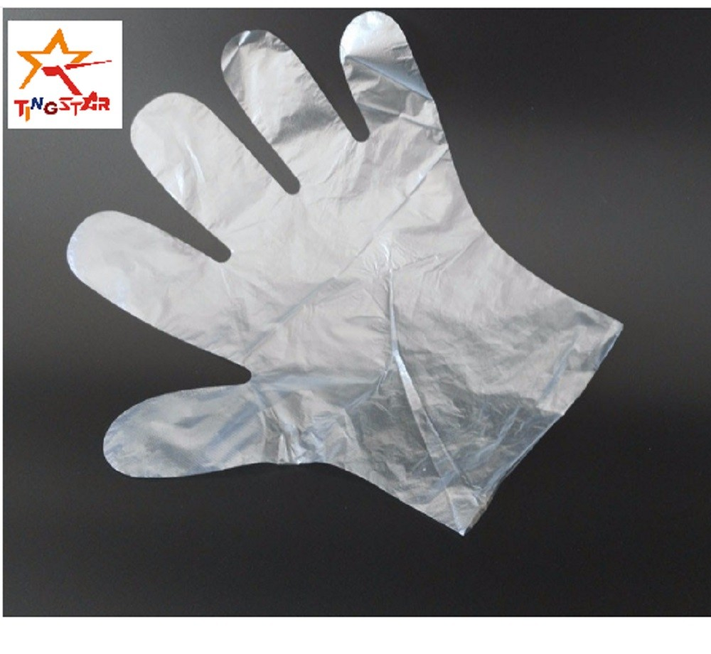 Disposable plastic gloves cleaning kitchen glove waterproof Biodegradable