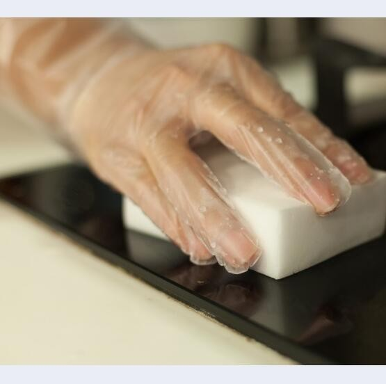 High quality Food Handling Cleaning TPE Disposable  gloves